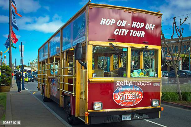 san francisco bus - off stock pictures, royalty-free photos & images
