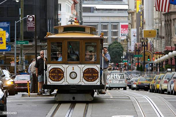 San Francisco Cable Car California United States of America