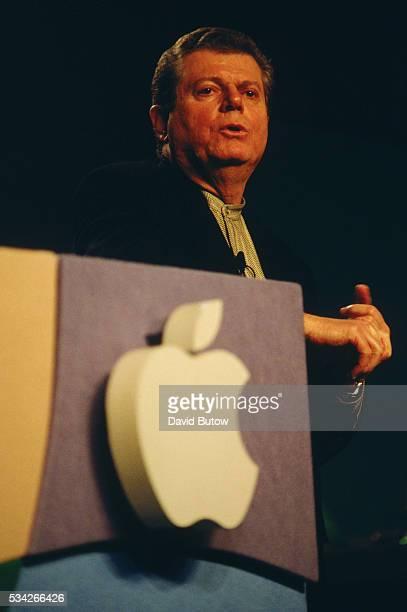 San Francisco California The Mac Expo with Apple CEO Gil Amelio