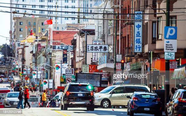"""san francisco chinatown - """"peeter viisimaa"""" or peeterv stock pictures, royalty-free photos & images"""