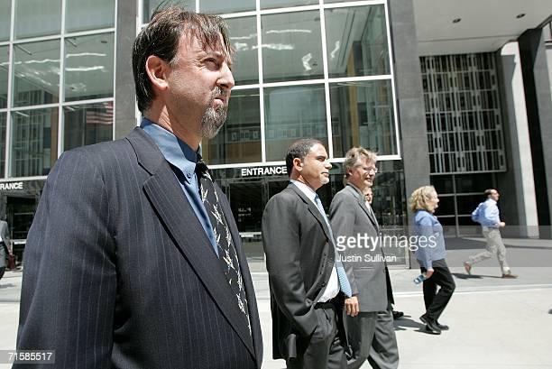 San Francisco Chronicle reporter Mark FainaruWada San Francisco Chronicle Executive Editor Phil Bronstein and San Francisco Chronicle reporter Lance...