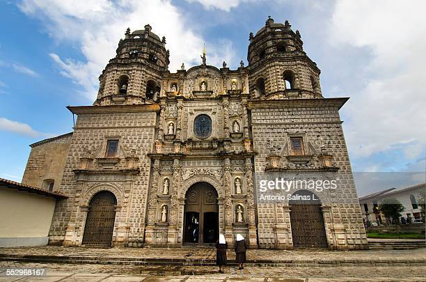 San Francisco Church. Cajamarca Peru