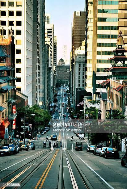 San Francisco city street