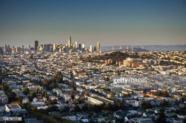 San Francisco Cityscape - Evening