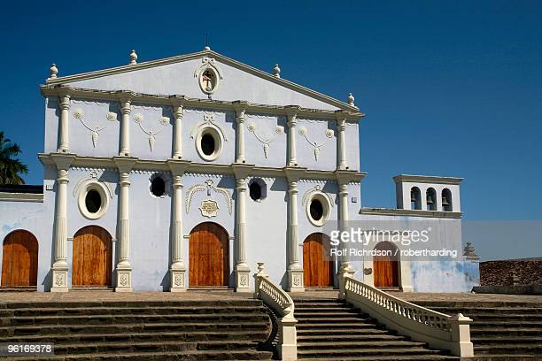 san francisco convent, granada, nicaragua, central america - convent stock photos and pictures