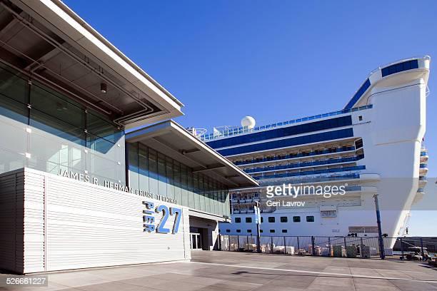 San Francisco Cruise Ship Terminal: Pier 27