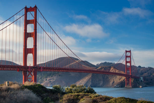 San Francisco Golden Gate Bridge Mg