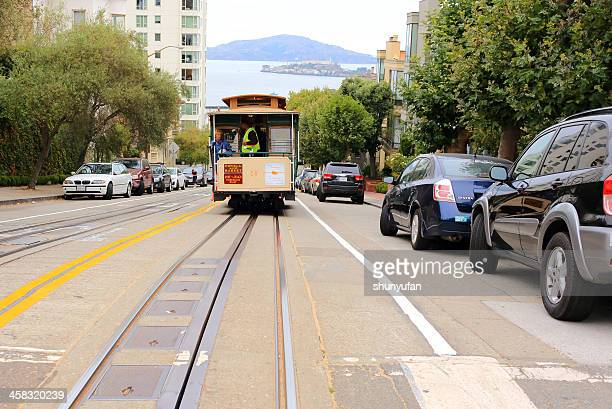 San Francisco: Historical Cable Car