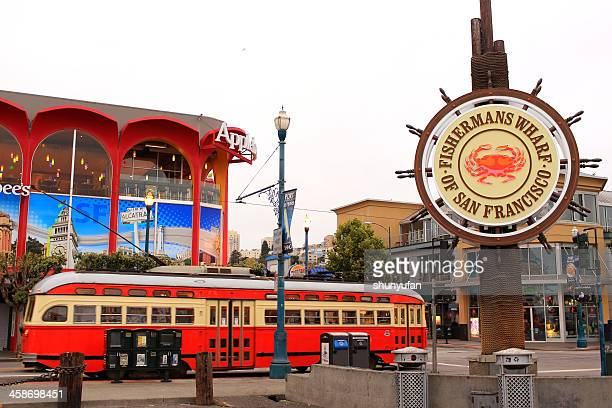 San Francisco: Historical Street Car