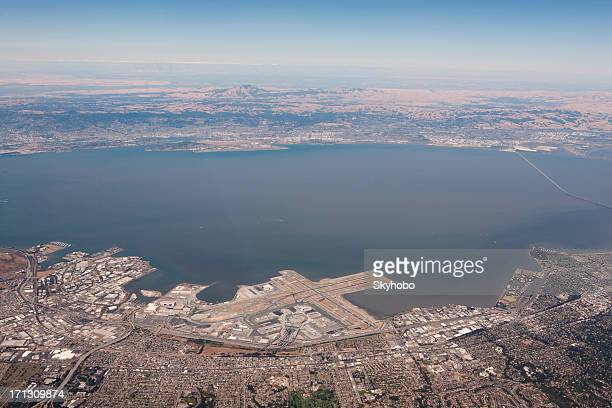san francisco international airport - peninsula stock pictures, royalty-free photos & images