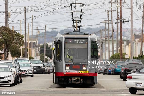 San Francisco lightrail