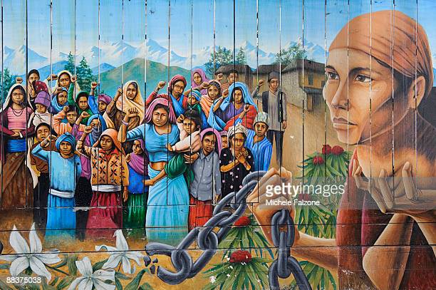 San Francisco, Missions District, Murals