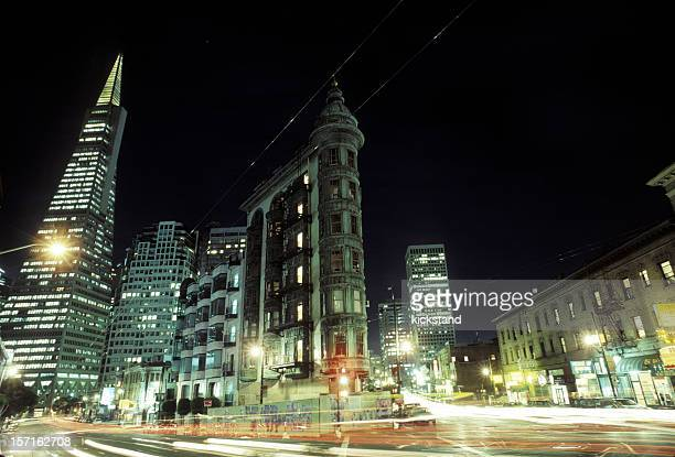 San Francisco - night scene