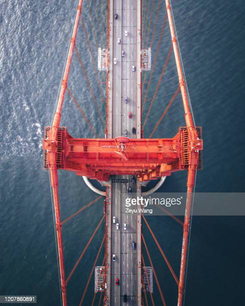 san francisco - golden gate bridge stock pictures, royalty-free photos & images