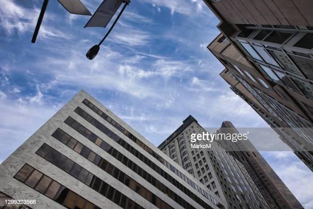san francisco - サンフランシスコ金融地区 ストックフォトと画像