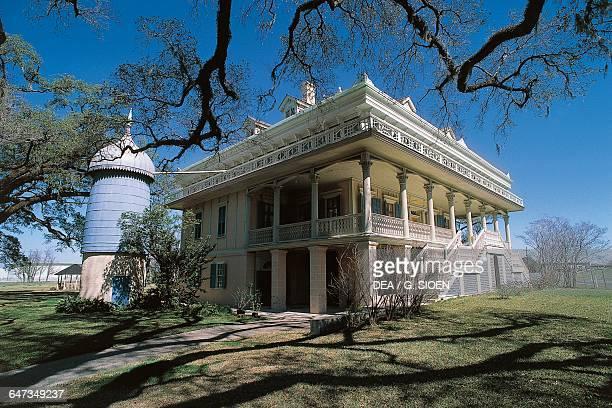 San Francisco Plantation House Louisiana United States of America