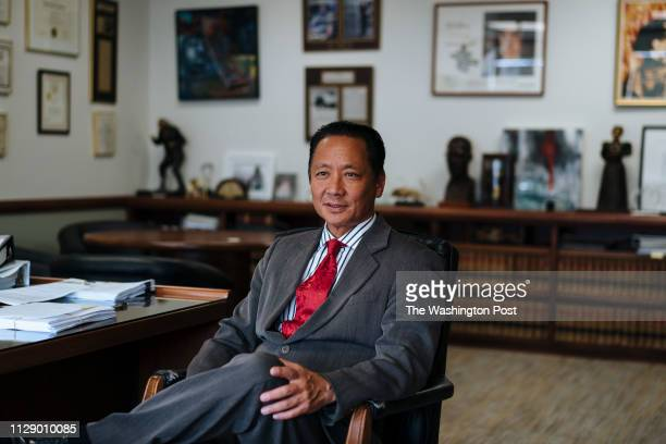 San Francisco Public Defender Jeff Adachi photographed in his office in San Francisco California on August 22 2018