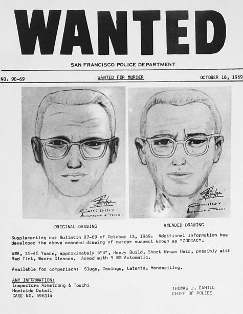 UNS: In The News: The Zodiac Killer