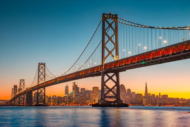 San Francisco Skyline Oakland Bay - Fine Art prints
