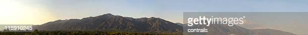 San Gabriel Mountains panorama