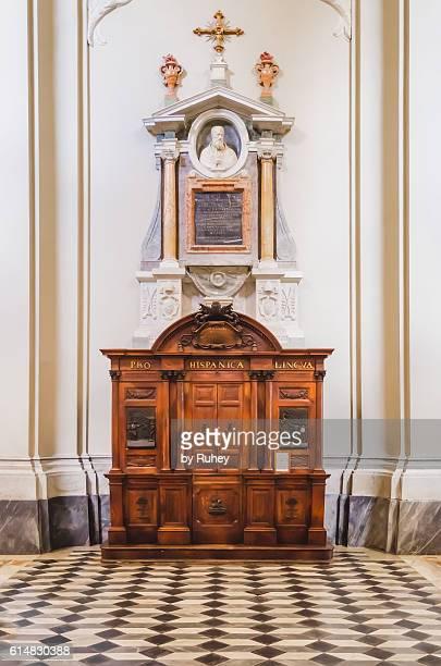 San Giovanni in Laterano confessionary