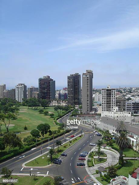 san isidro 00539 - lima stock pictures, royalty-free photos & images