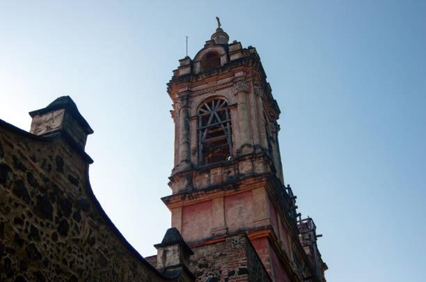 San Jacinto Church (Iglesia/Parroquia de San Jacinto), San Ángel, Mexico City, Mexico