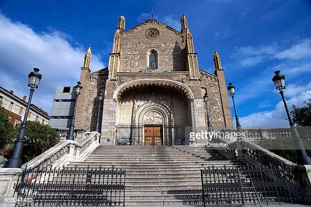 San Jeronimo el Real Church in Madrid