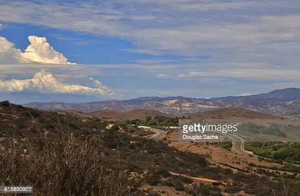 san joaquin hills, california, usa - san joaquin valley stock pictures, royalty-free photos & images