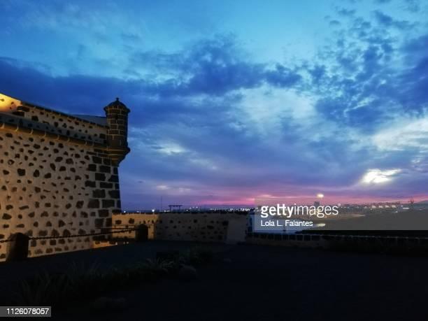 San José castle, Arrecife