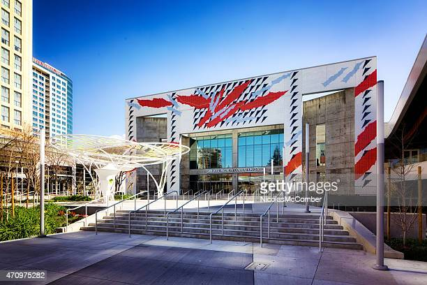 san jose california mcenery convention center - santa clara county california stock pictures, royalty-free photos & images