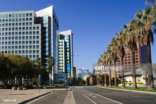 san jose, california - santa clara county california stock pictures, royalty-free photos & images