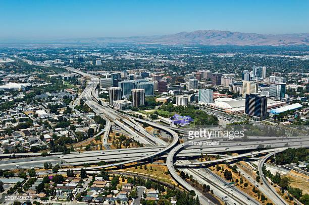 san jose - silicon valley stock pictures, royalty-free photos & images