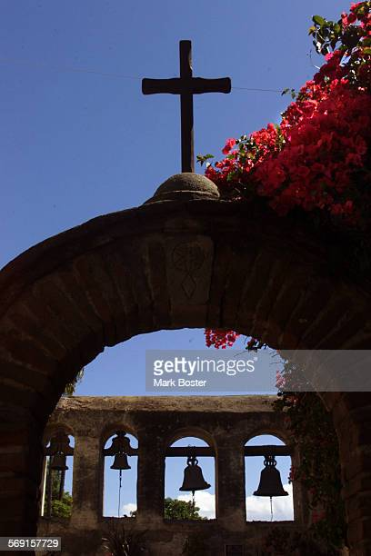 San Juan Capistrano––The famous bell wall at Mission San Juan Capistrano was reinforced and stabilized last year by injecting a concrete subtance...