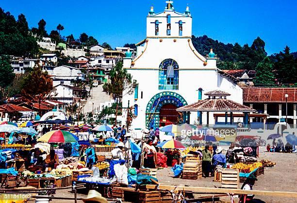 San Juan Chamula, Chiapas, Mexico