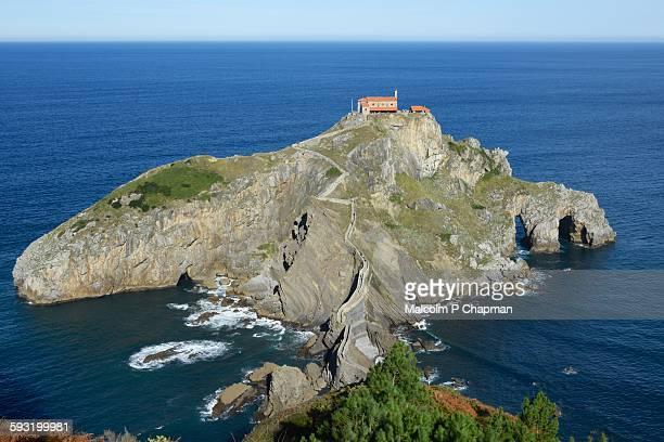 San Juan de Gaztelugatxe, Bermeo, Basque, Spain