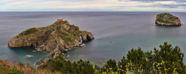San Juan de Gaztelugatxe in Bermeo, Basque Country in Spain