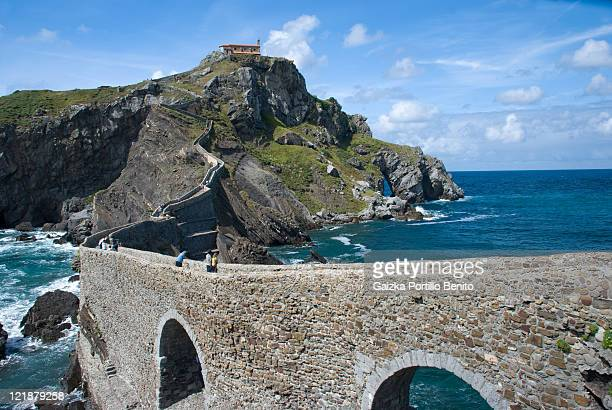 San Juan de Gaztelugatze, Bermeo - Euskadi