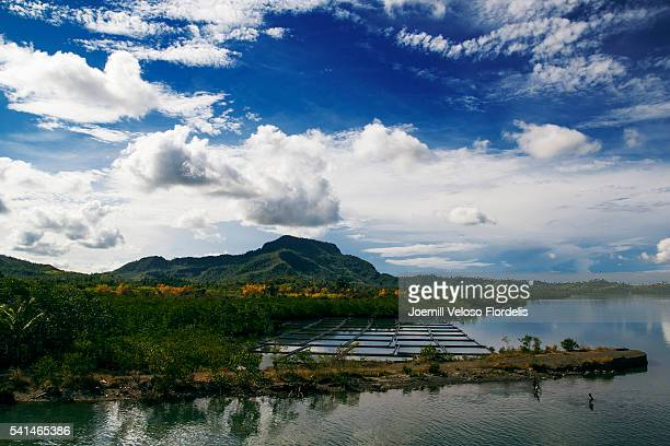 san juanico strait - joemill flordelis stock pictures, royalty-free photos & images