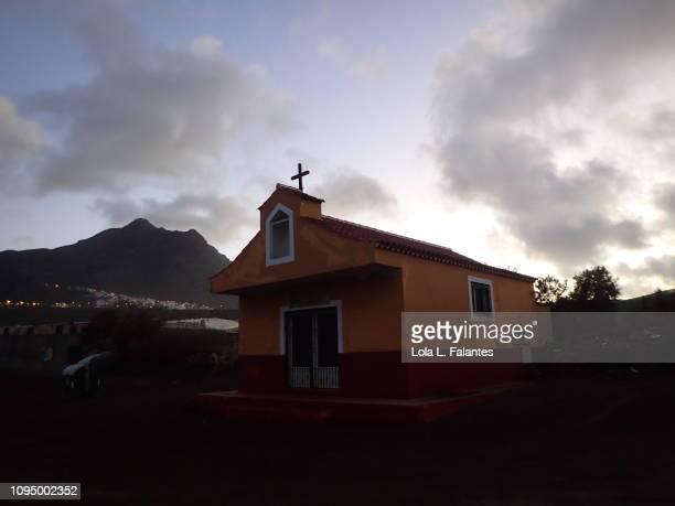San Juanito hermitage, Punta del Hidalgo