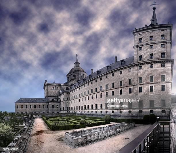 San Lorenzo de El Escorial monastery, Spain.