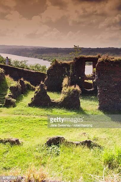 San Lorenzo Fort, UNESCO World Heritage Site, Colon, Panama, Central America
