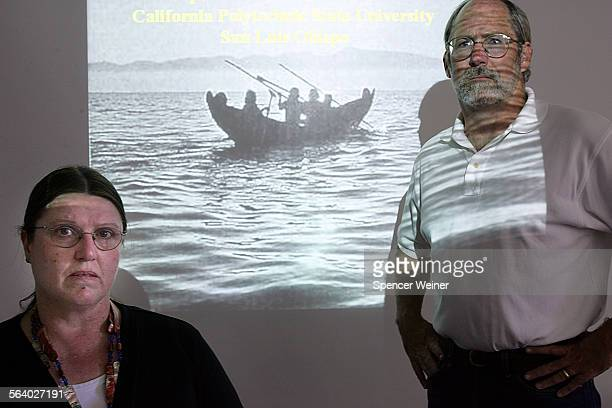 San Luis Obispo–Terry Jones PhD An archeologist at Cal Poly–San Luis Obisporight and Kathryn Klar a Berkeley linguist have published a theory...