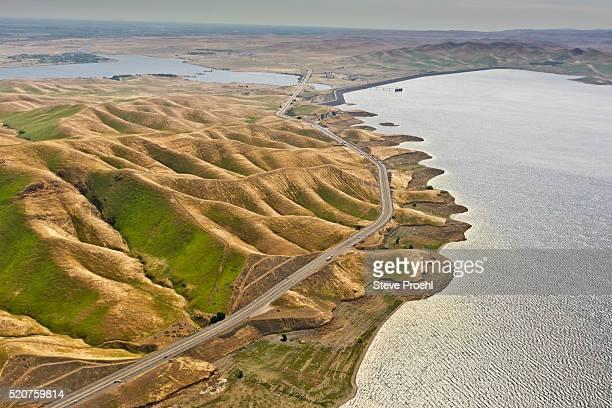 san luis reservoir - マーセド郡 ストックフォトと画像