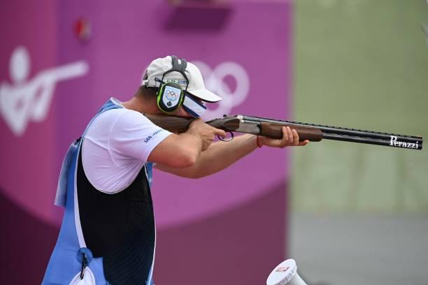 JPN: Shooting - Olympics: Day 7