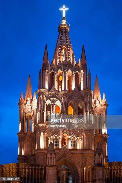 San michael Archangel Church, Guanajuato