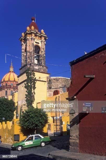 San Miguel Allende Etat de Guanajuato, Mexique.