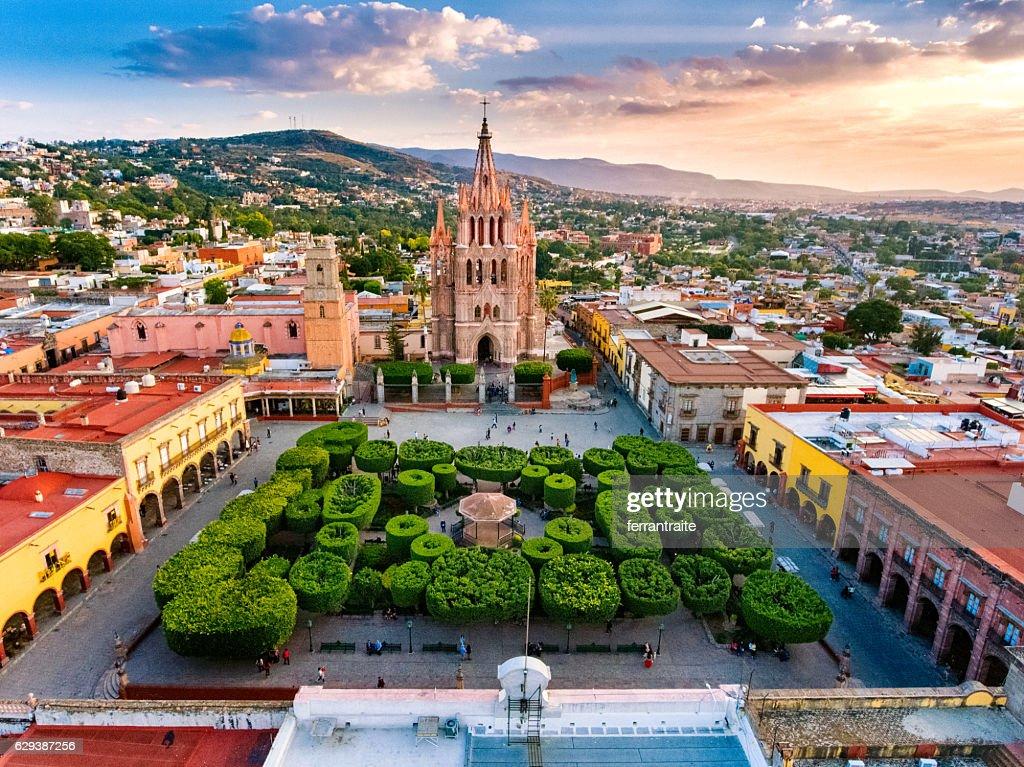 San Miguel de Allende Mexico : Stock Photo