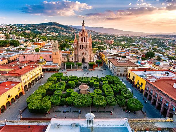 San Miguel de Allende, Mexico San Miguel de Allende, Mexico