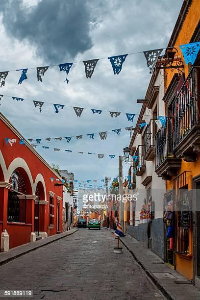 San Miguel de Allende, street